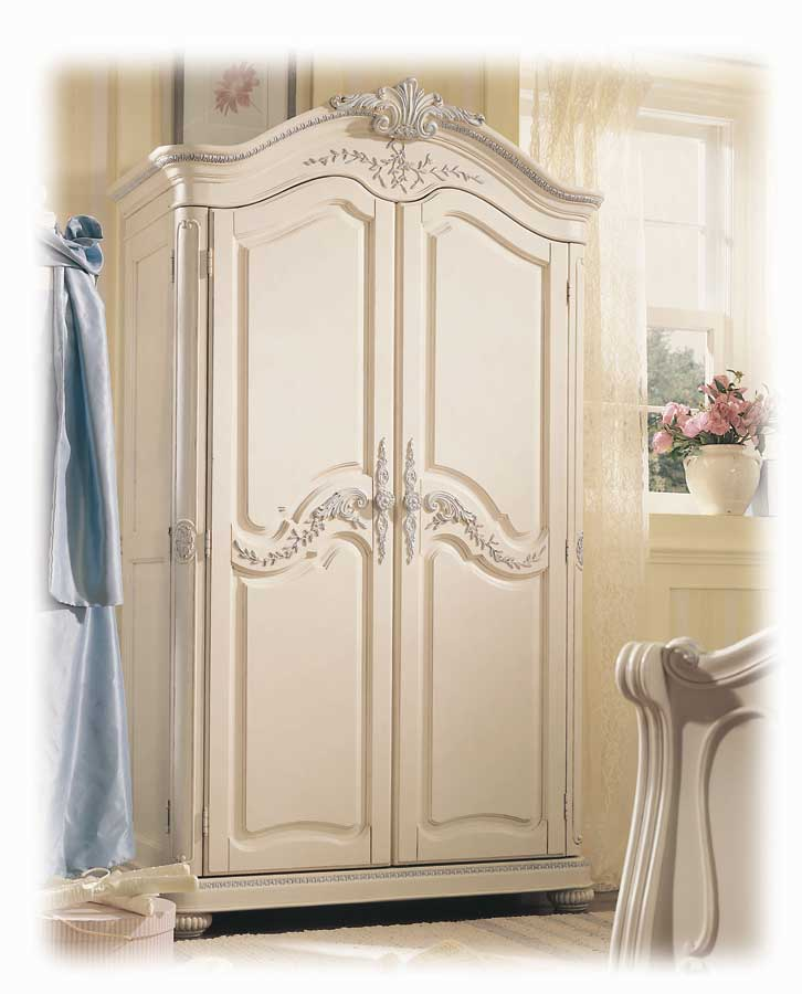 Lea Jessica McClintock Romance Armoire- Furniture 203-124 at ...