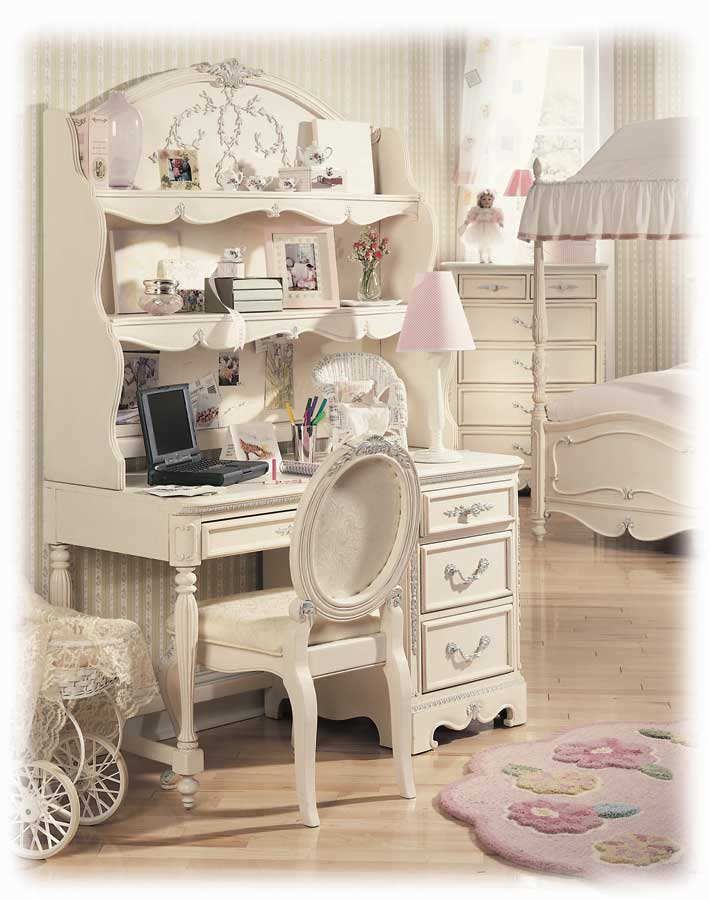 Lea Jessica Mcclintock Romance Computer Hutch Furniture