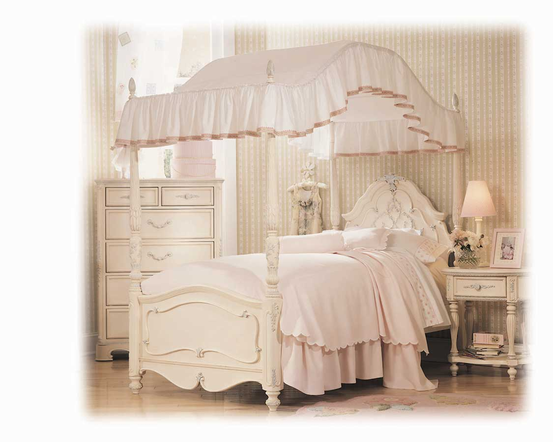 Genial Lea Jessica McClintock Romance Poster Bed  Furniture