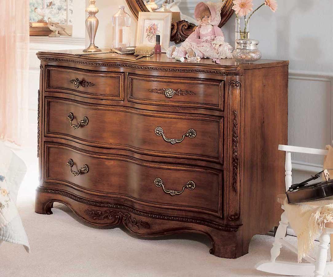 Lea Jessica McClintock Heirloom Metal Bedroom Collection- Furniture ...