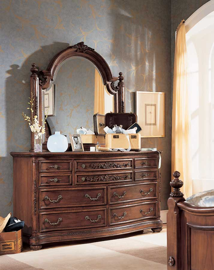 Lea Jessica McClintock Heirloom 7-Drawer Dresser- Furniture