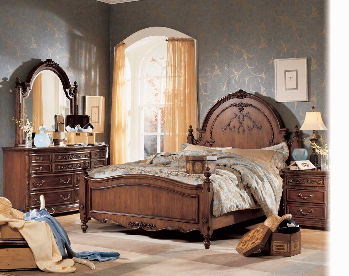 Genial Lea Jessica McClintock Heirloom Panel Bedroom Collection  Furniture