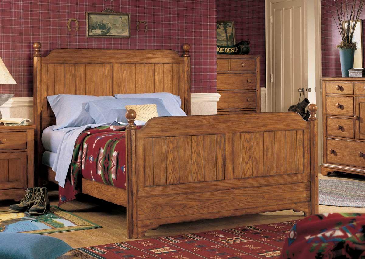 Lea Jackson Creek Poster Bed- Furniture