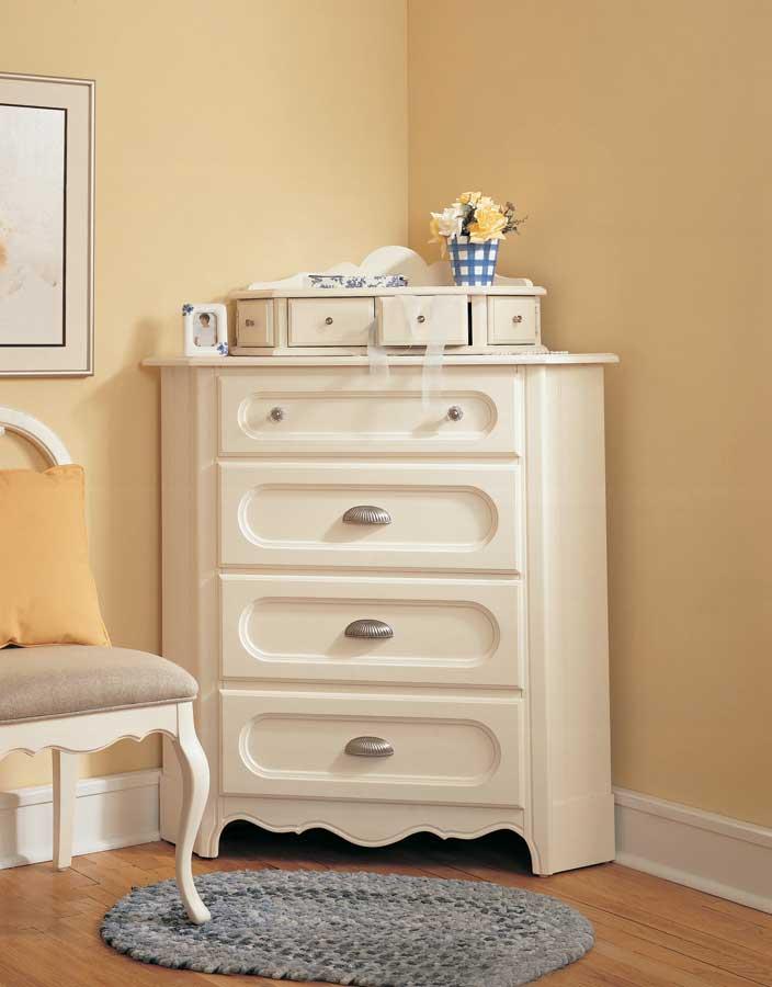 Lea Summerset Corner Chest- Furniture 368-141  Homelement.com