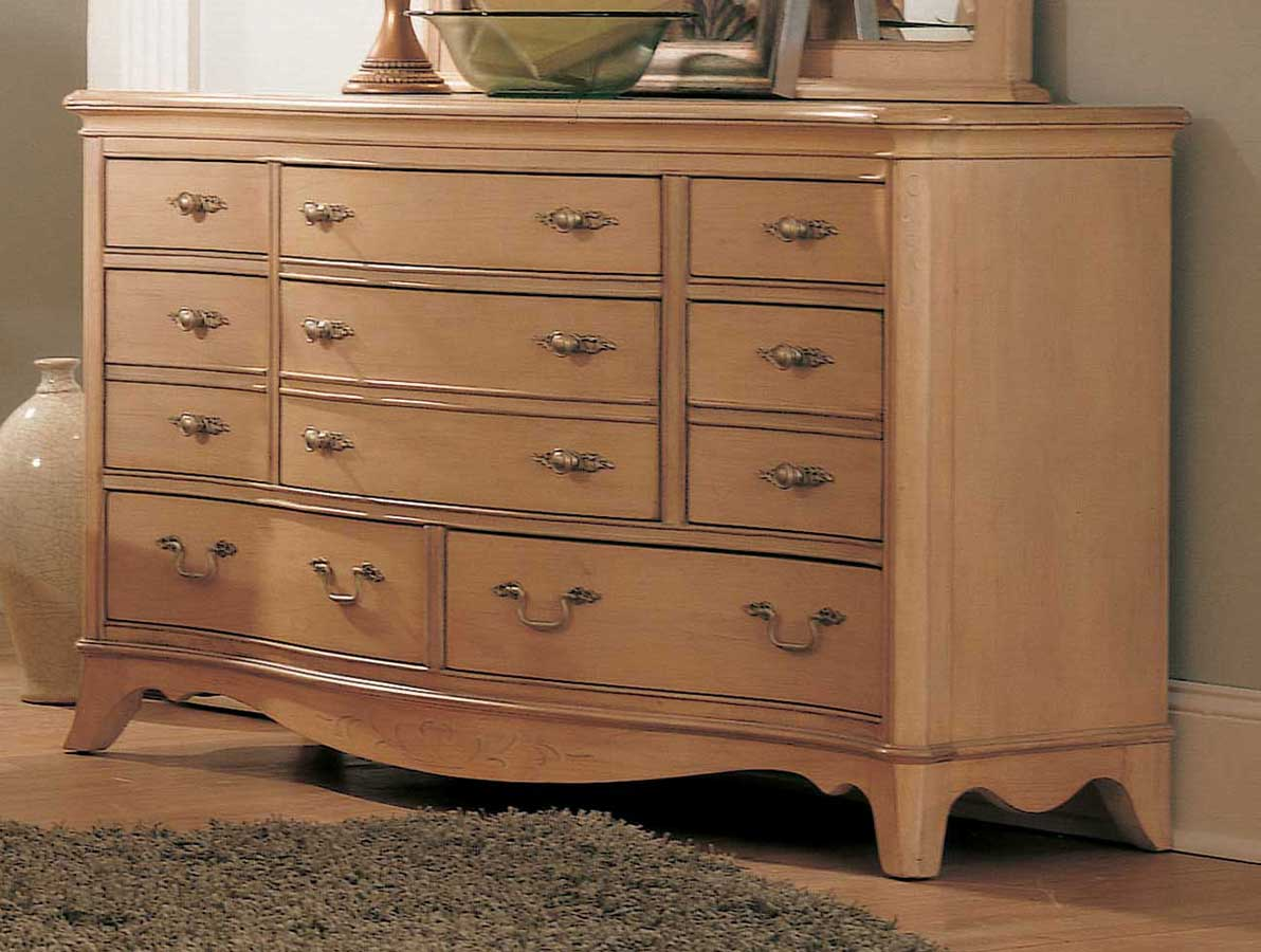 Lea Jessica McClintock Vintage 8 Drawer Dresser  Furniture