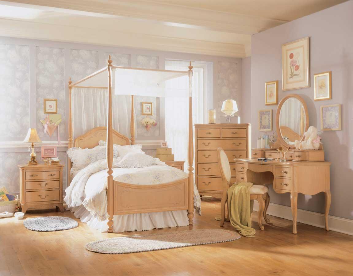 Lea Jessica McClintock Vintage Vanity- Furniture 402-266 at .