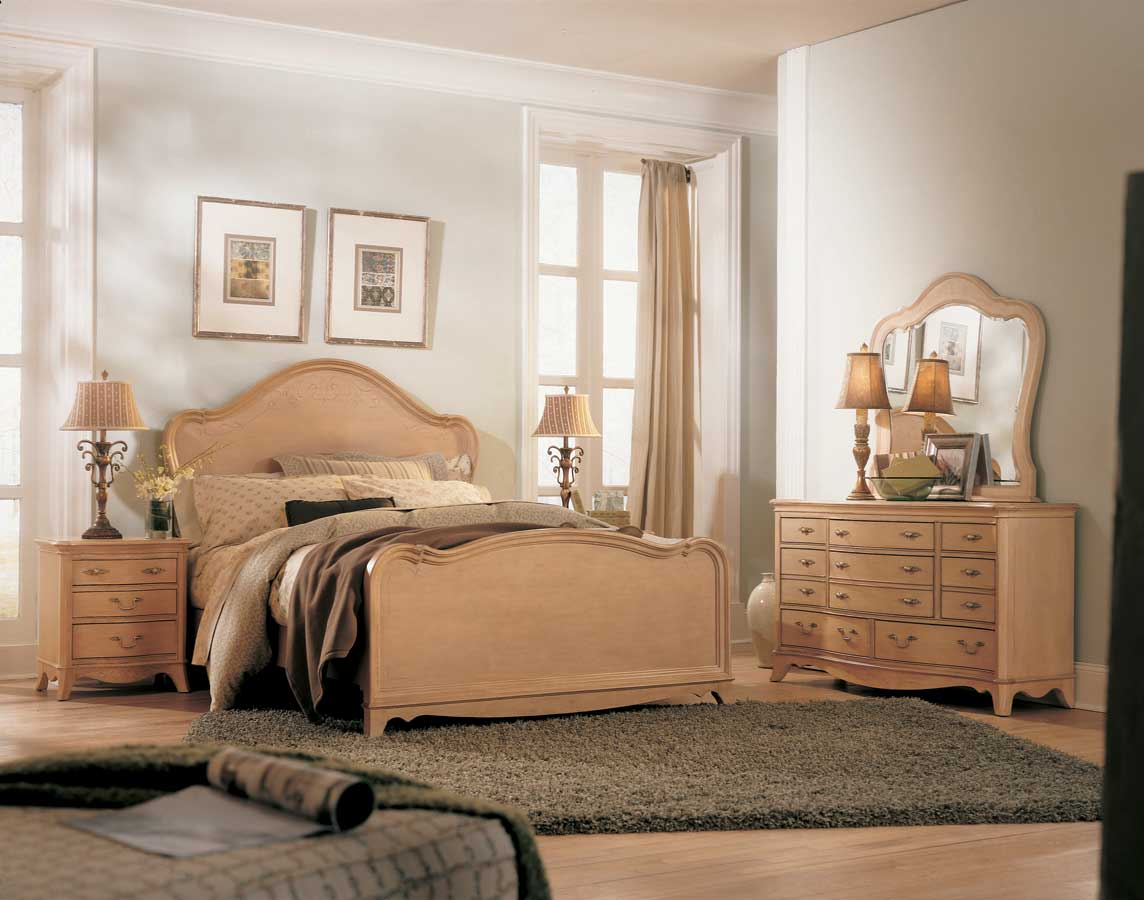 Lea Jessica McClintock Vintage Panel Bedroom Collection  Furniture