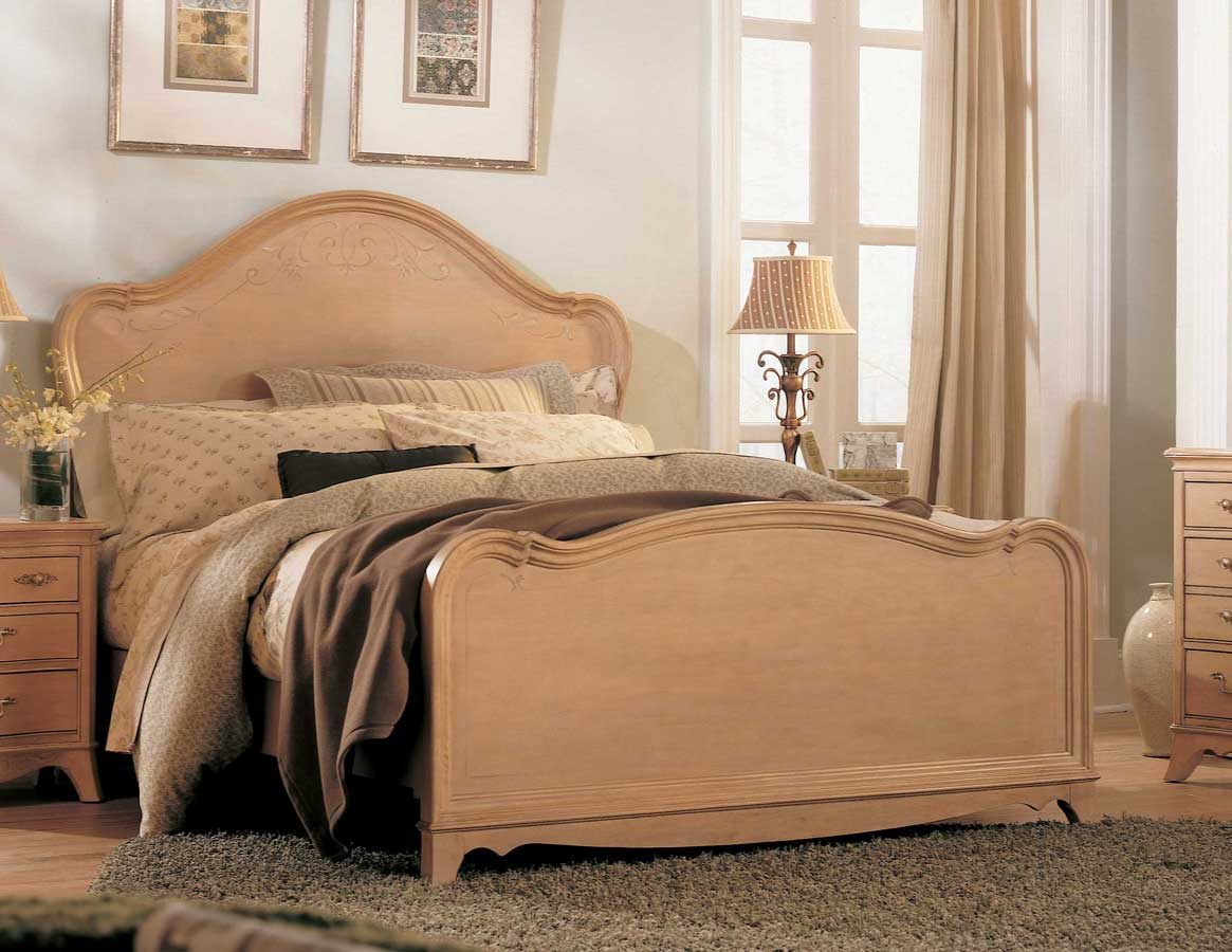 Bon Lea Jessica McClintock Vintage Panel Bed  Furniture