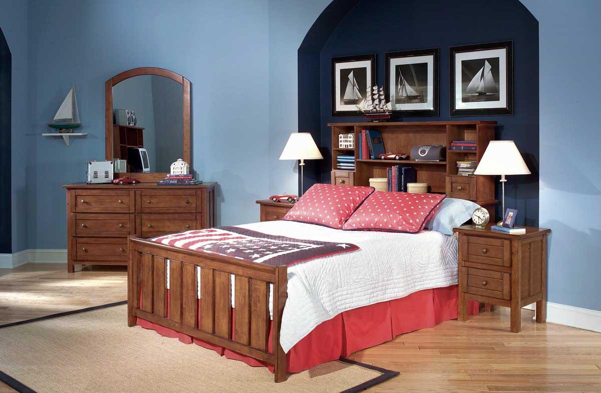 lea brandon bookcase bedroom collection furniture 525 9x7