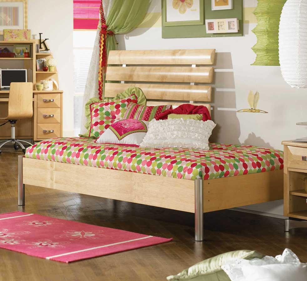 Lea iRoom Platform Bed or Daybed- Furniture