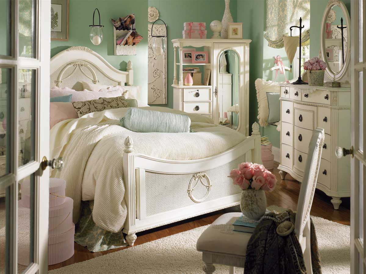 Just cool adventure in design design a little girls - Little girls bedrooms ...