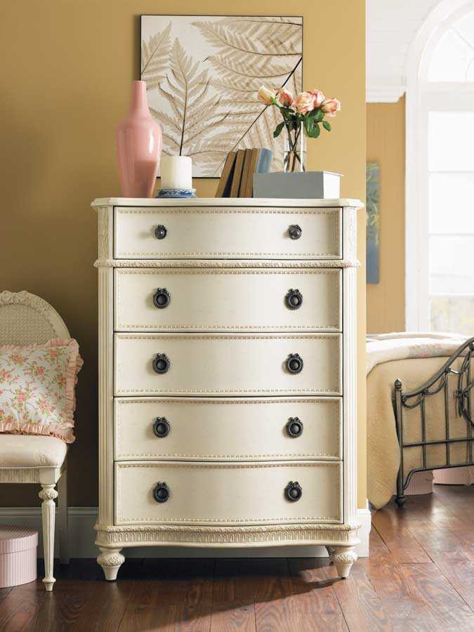 Lea Emmas Treasures 5-Drawer Chest- Furniture