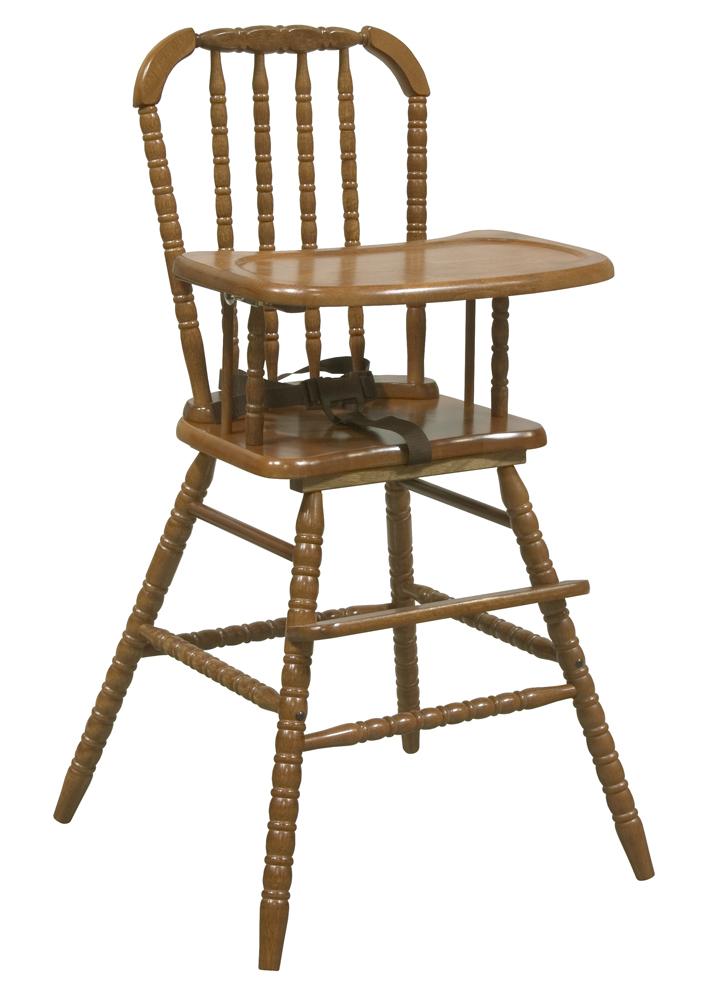 Da Vinci Jenny Lind High Chair in Maple MDBM0384M at Homelementcom