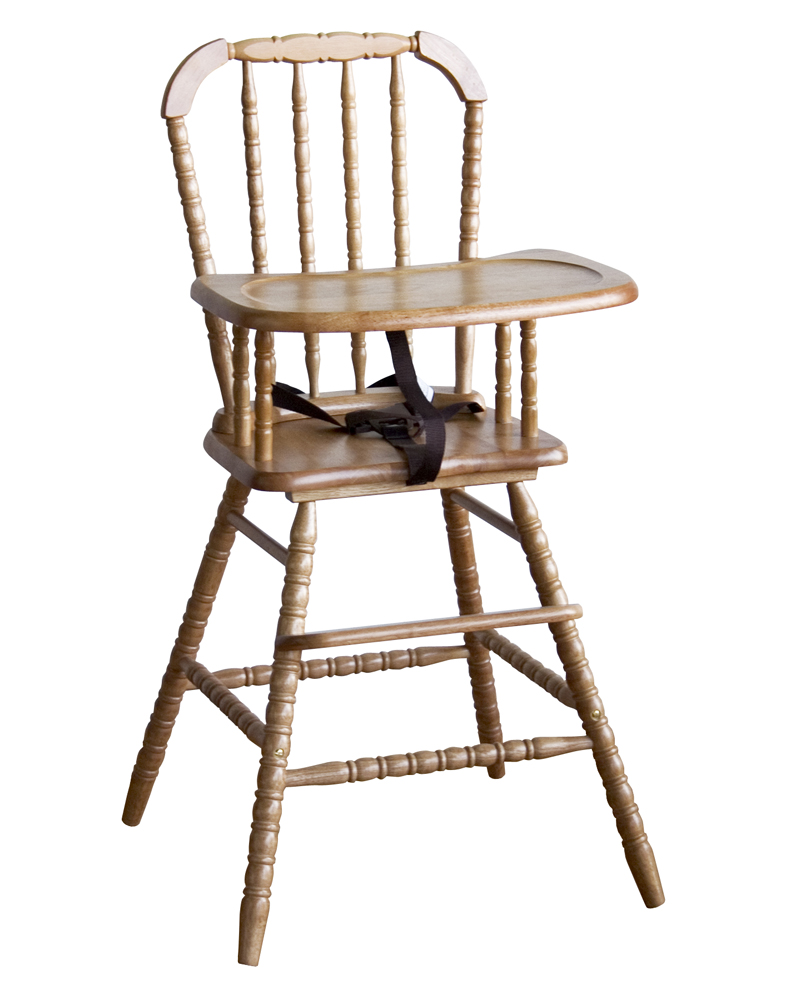 Da Vinci Jenny Lind High Chair In Oak Mdb M0384o