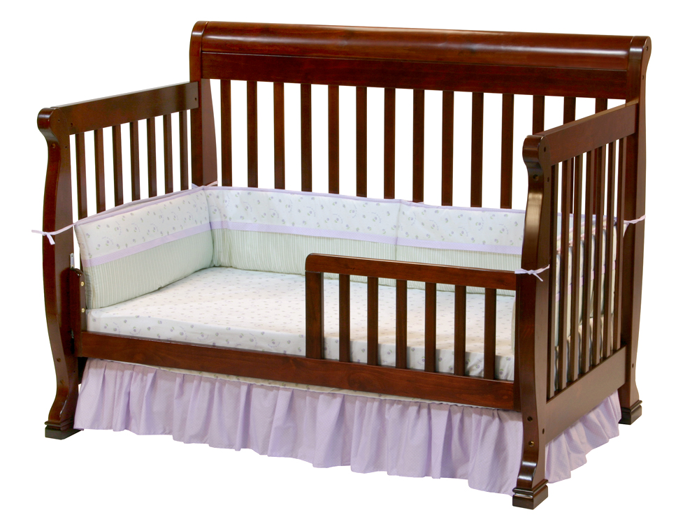 Da Vinci Kalani Convertible Crib In Cherry Mdb M5501c At