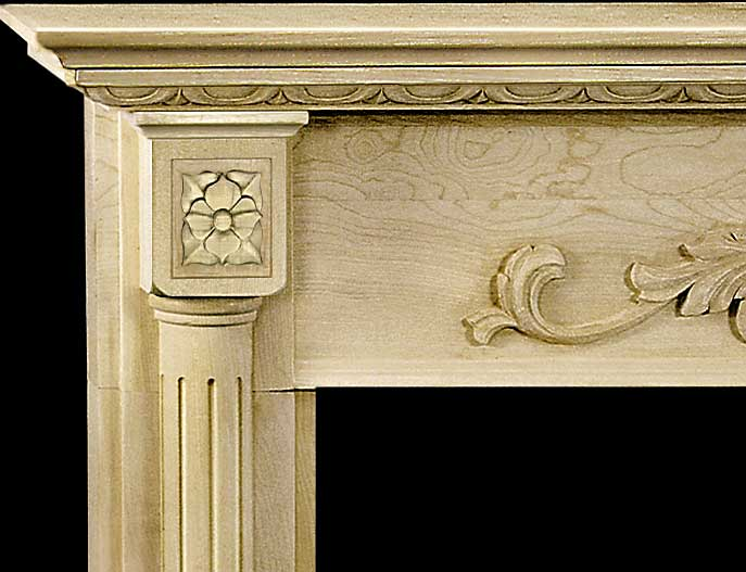 CVH International Amelia Fireplace Mantel Collection-CVH Int