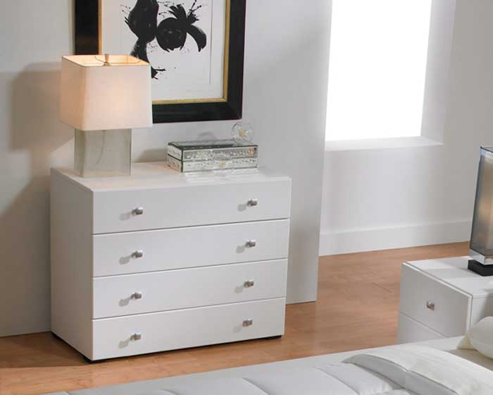 Cheap modloft Ludlow Dresser – White
