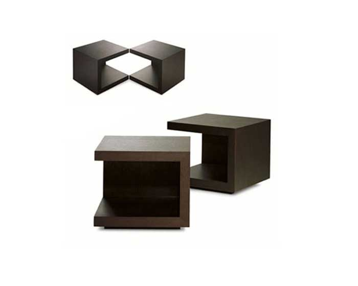 modloft Ludlow Nightstand - Wenge - Modloft