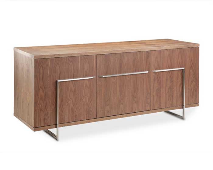 Cheap modloft Bleecker Large Sideboard – Walnut