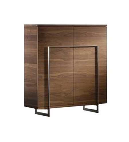 Cheap modloft Bleecker Sideboard – Walnut