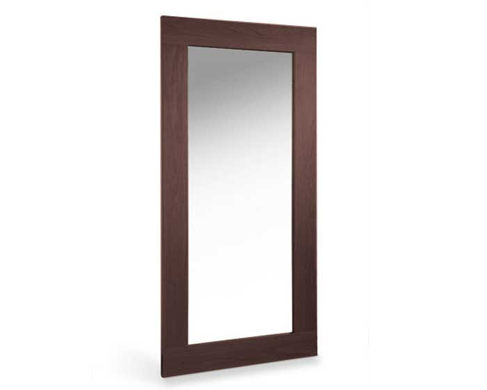 modloft Norfolk Mirror - Wenge - Modloft