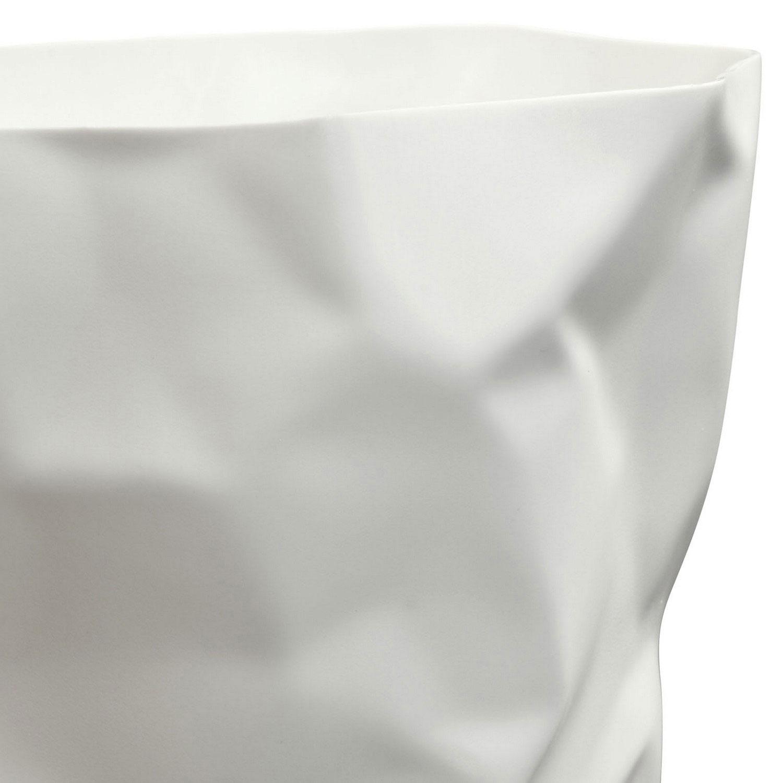 Modway Lava Trash Bin - White
