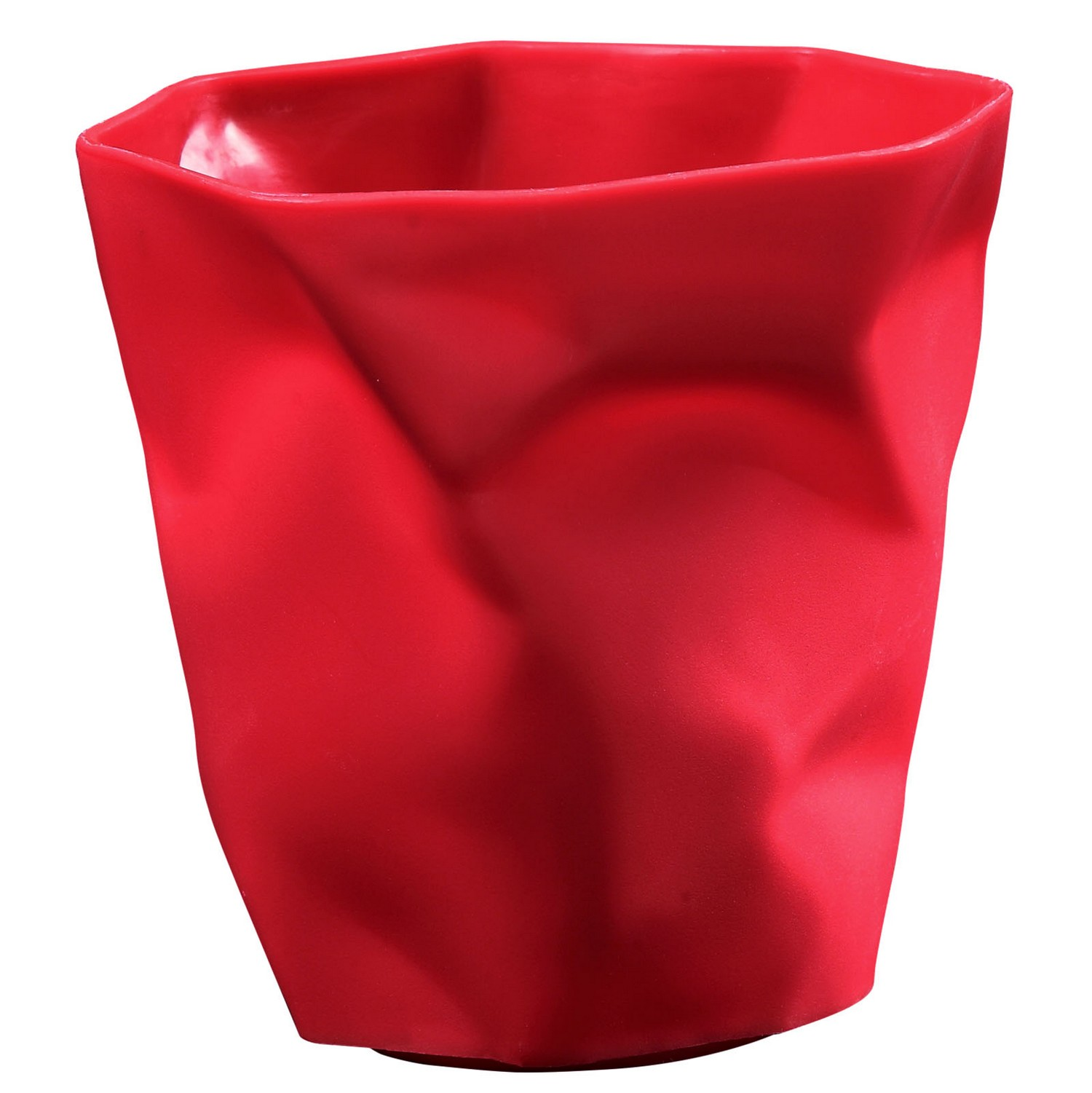 Modway Lava Pencil Holder - Red
