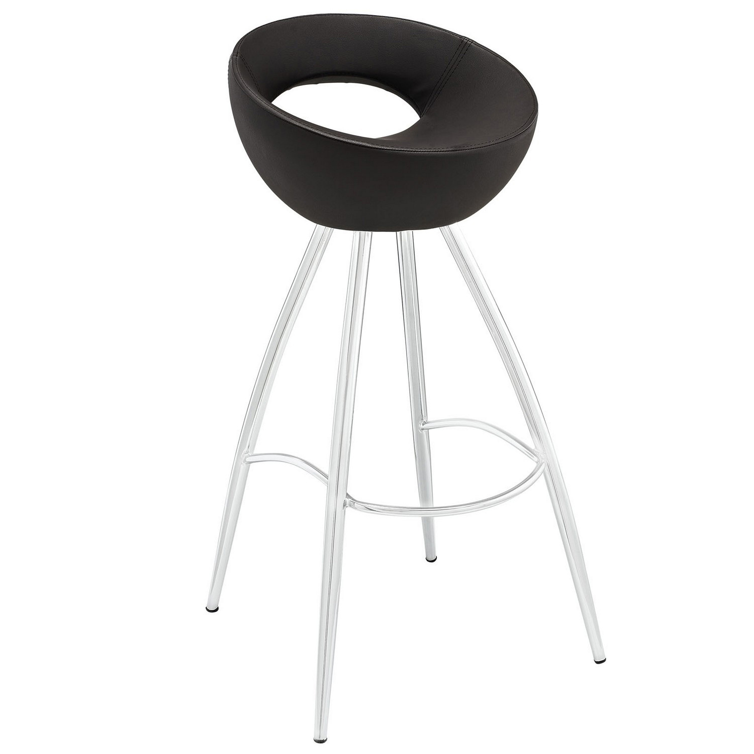 Modway Persist Bar Stool - Brown