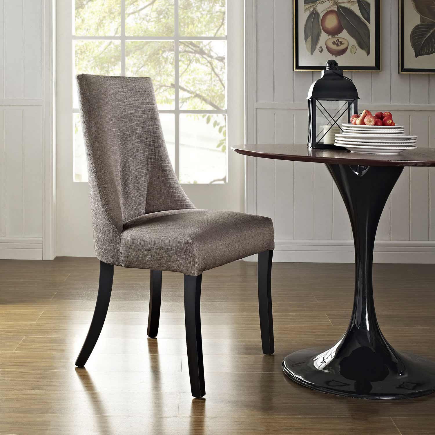Modway Reverie Dining Side Chair - Gray