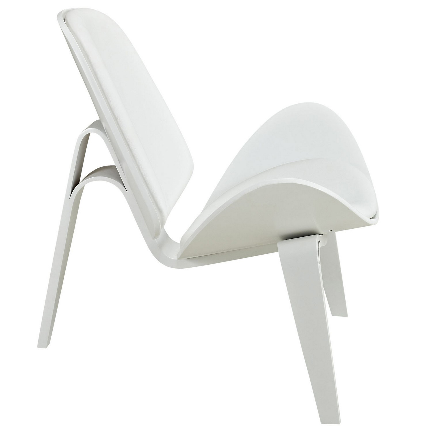 Modway Arch Lounge Chair - White