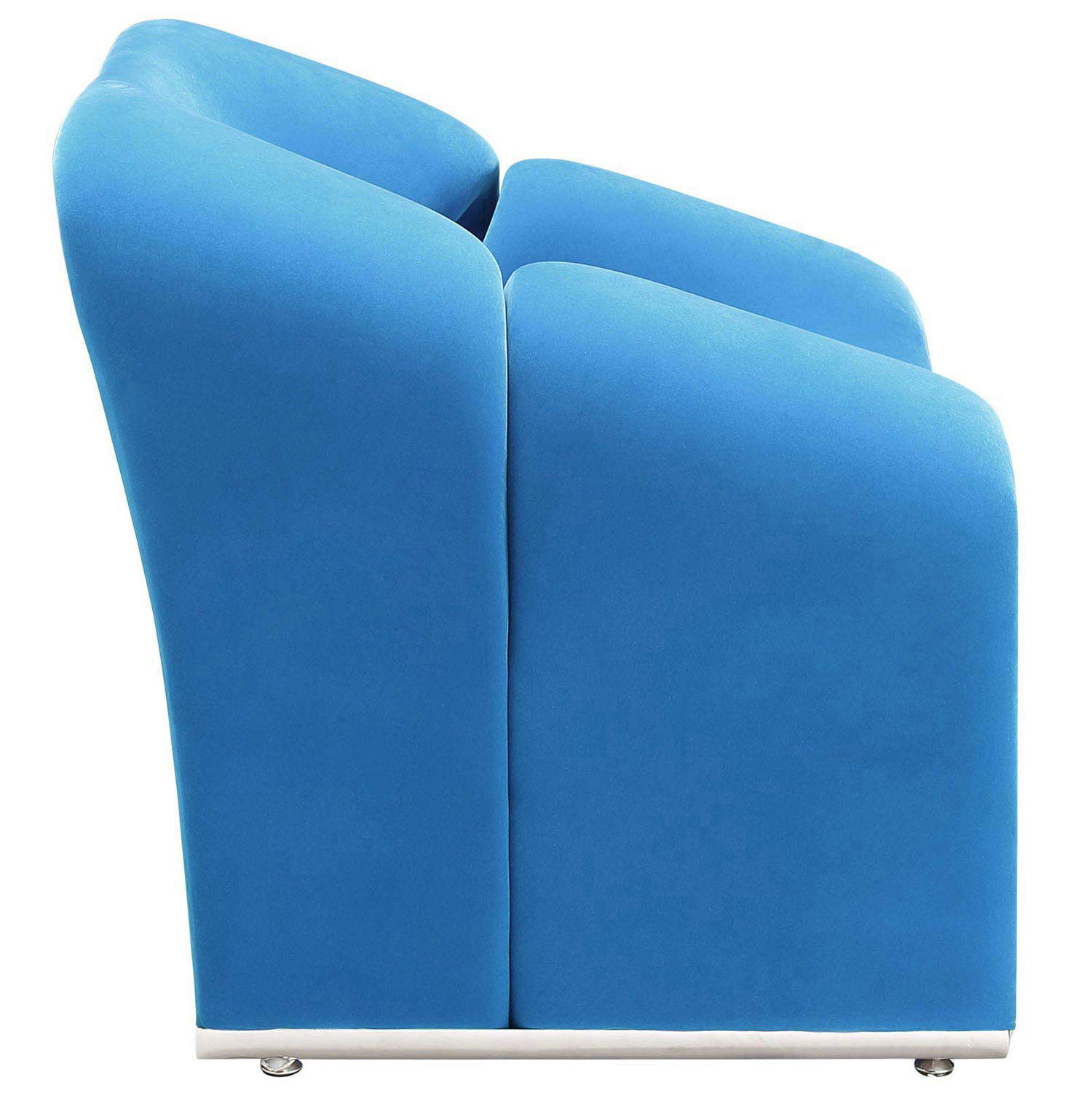 Modway Cusp Lounge Chair - Blue