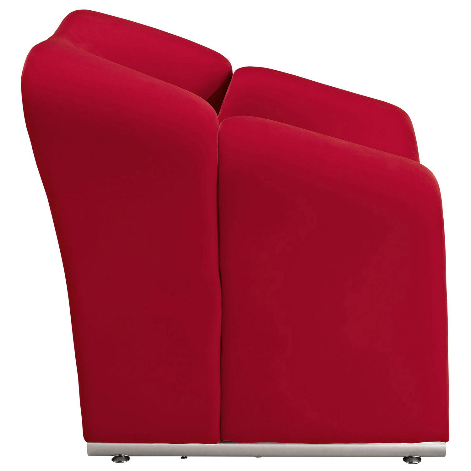 Modway Cusp Lounge Chair - Red