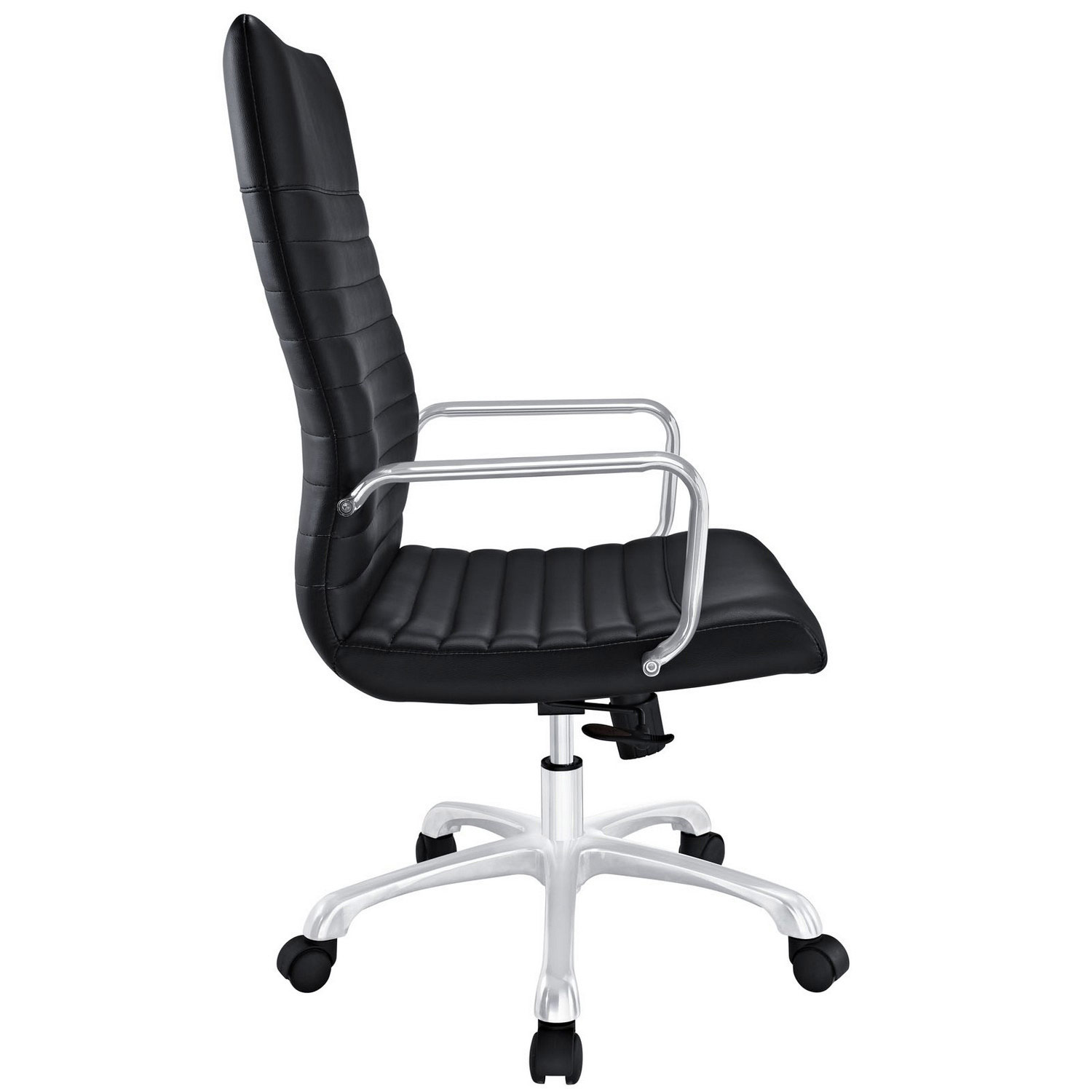 Modway Finesse Highback Office Chair - Black