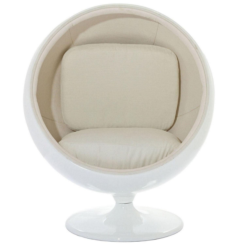 Modway Kaddur Lounge Chair - White