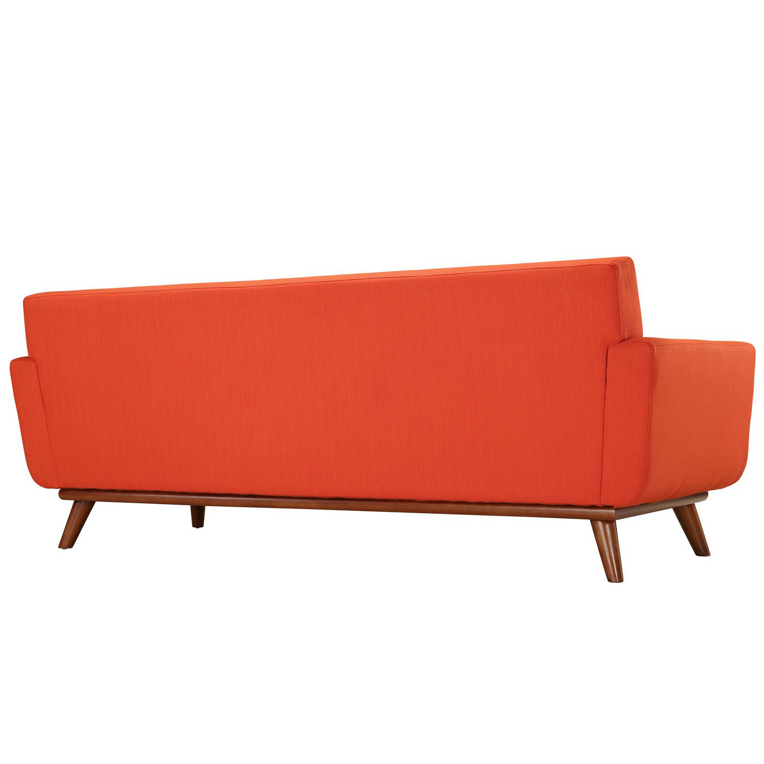 Modway Engage Upholstered Sofa - Atomic Red