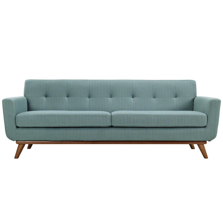 Modway Engage Upholstered Sofa - Laguna