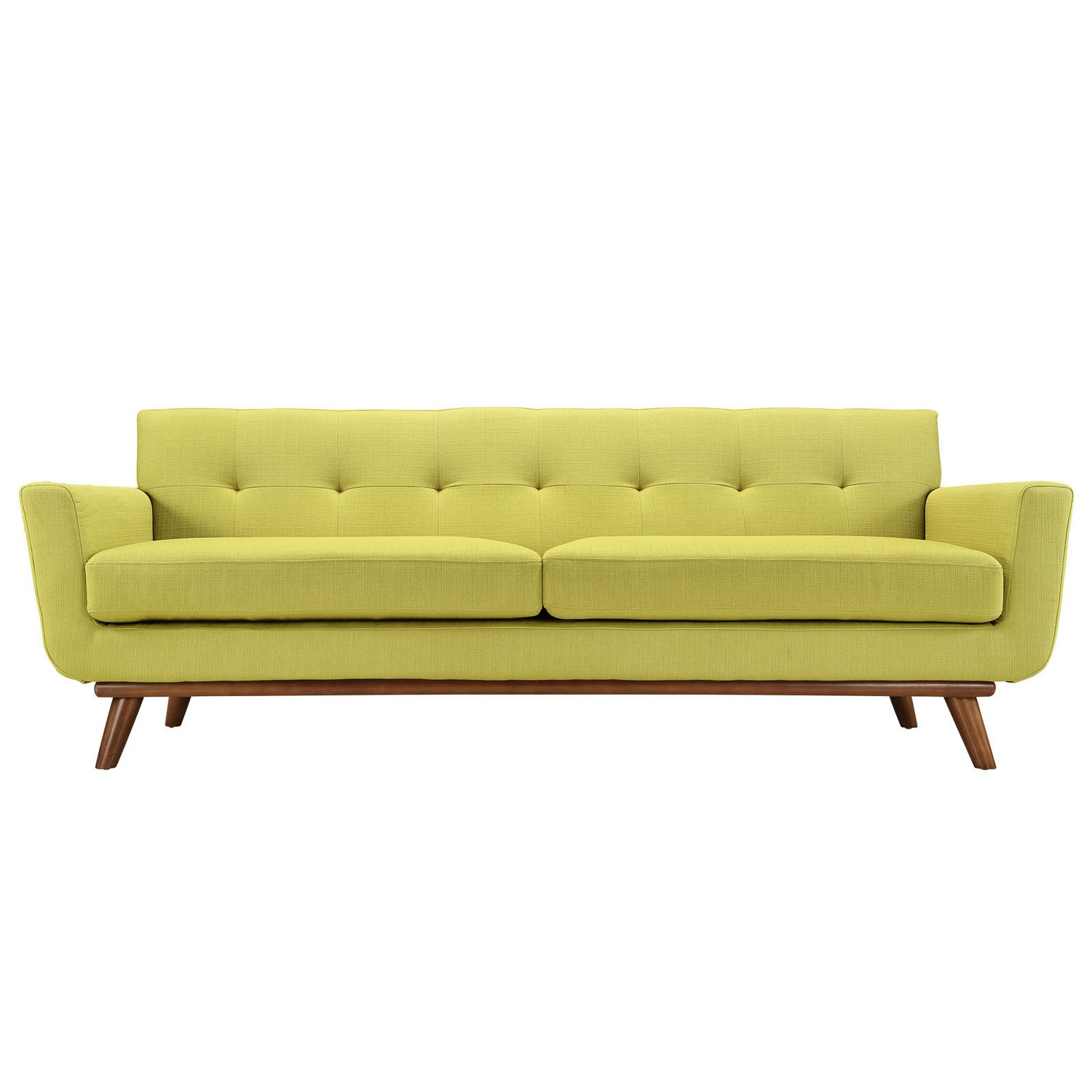 Modway Engage Upholstered Sofa Wheatgrass MW EEI 1180 WHE at