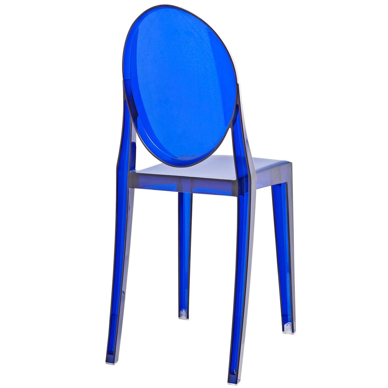 Modway Casper Dining Side Chair - Blue