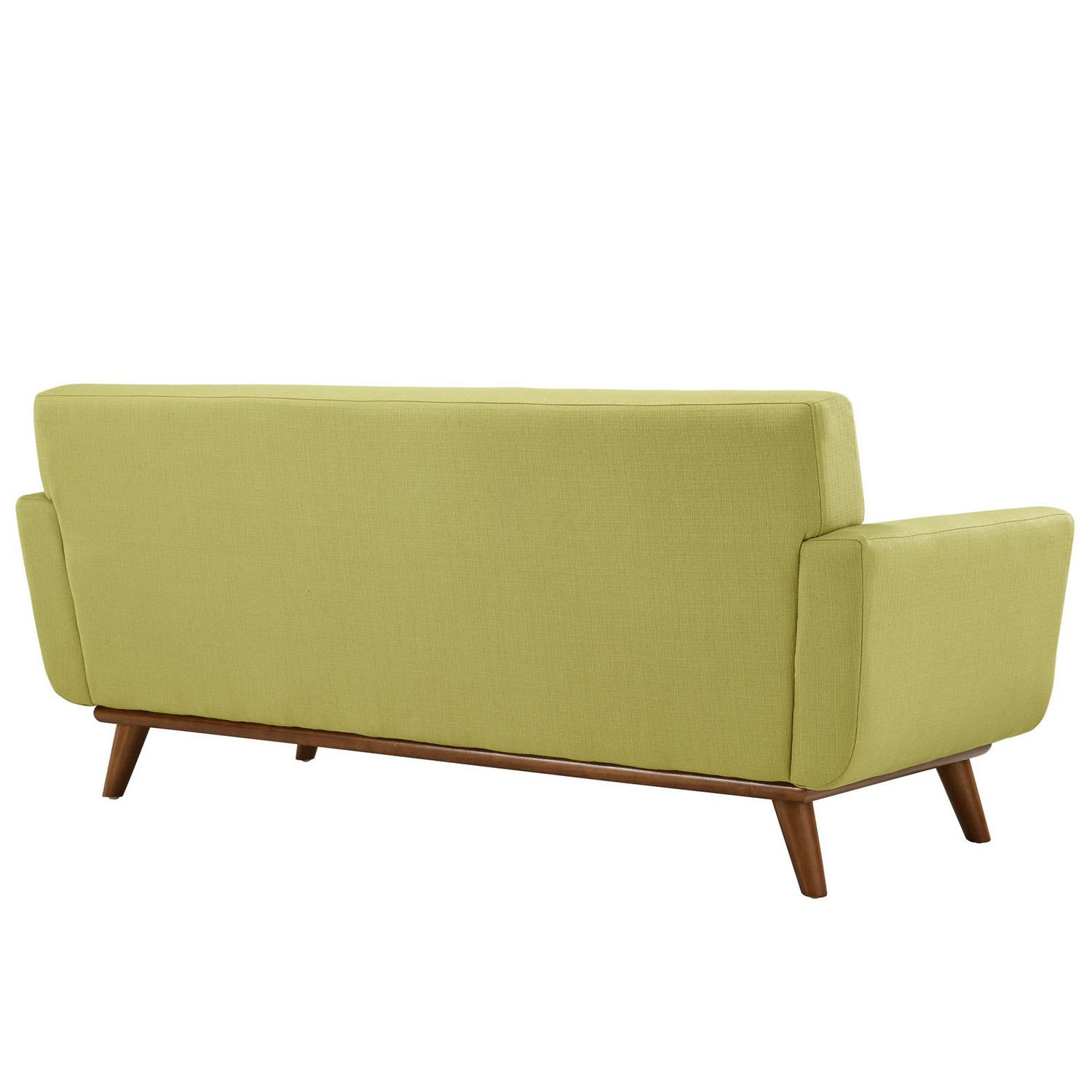 Modway Engage Loveseat and Sofa Set of 2 - Wheat