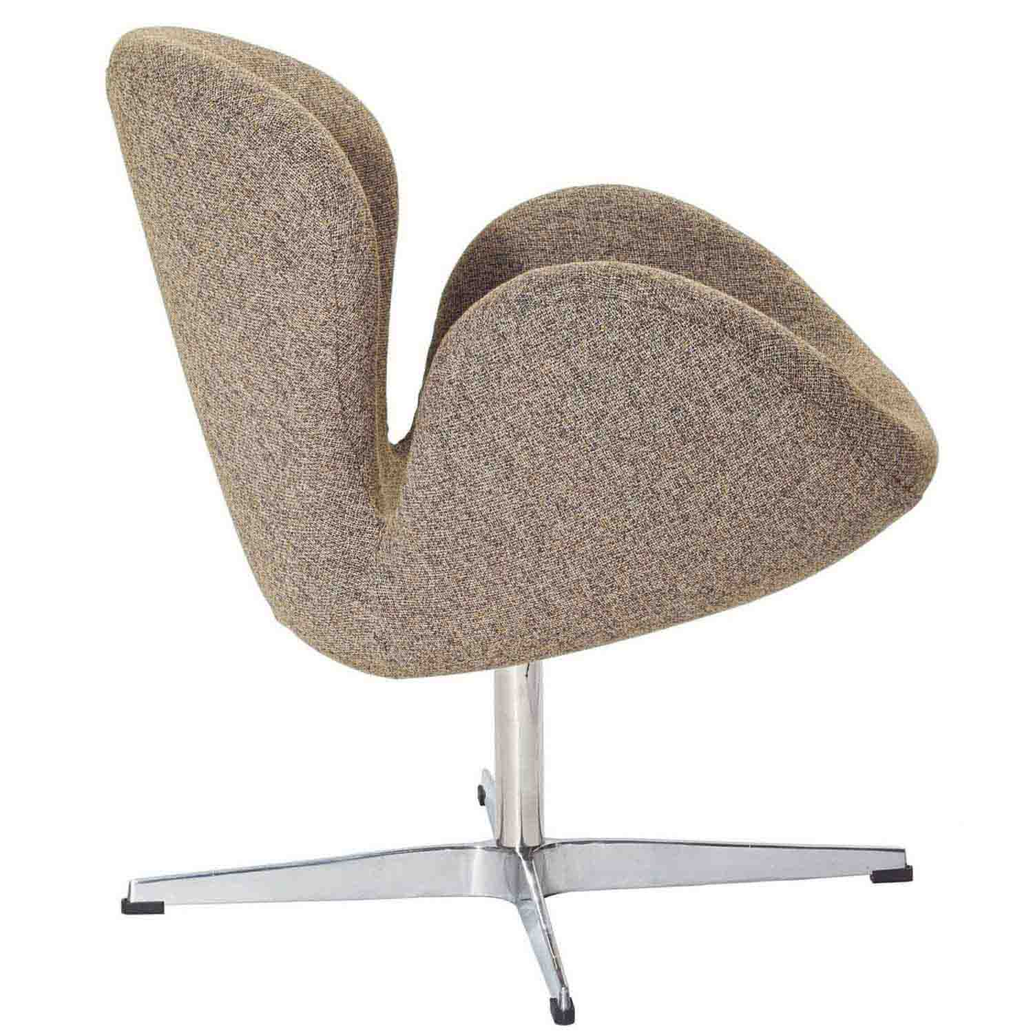 Modway Wing Lounge Chair - Oatmeal