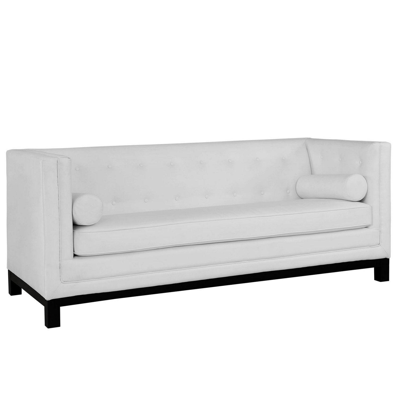 Modway Imperial Sofa - White