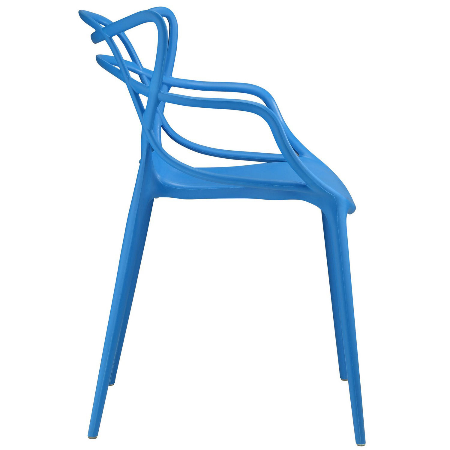 Modway Entangled Dining Armchair - Blue