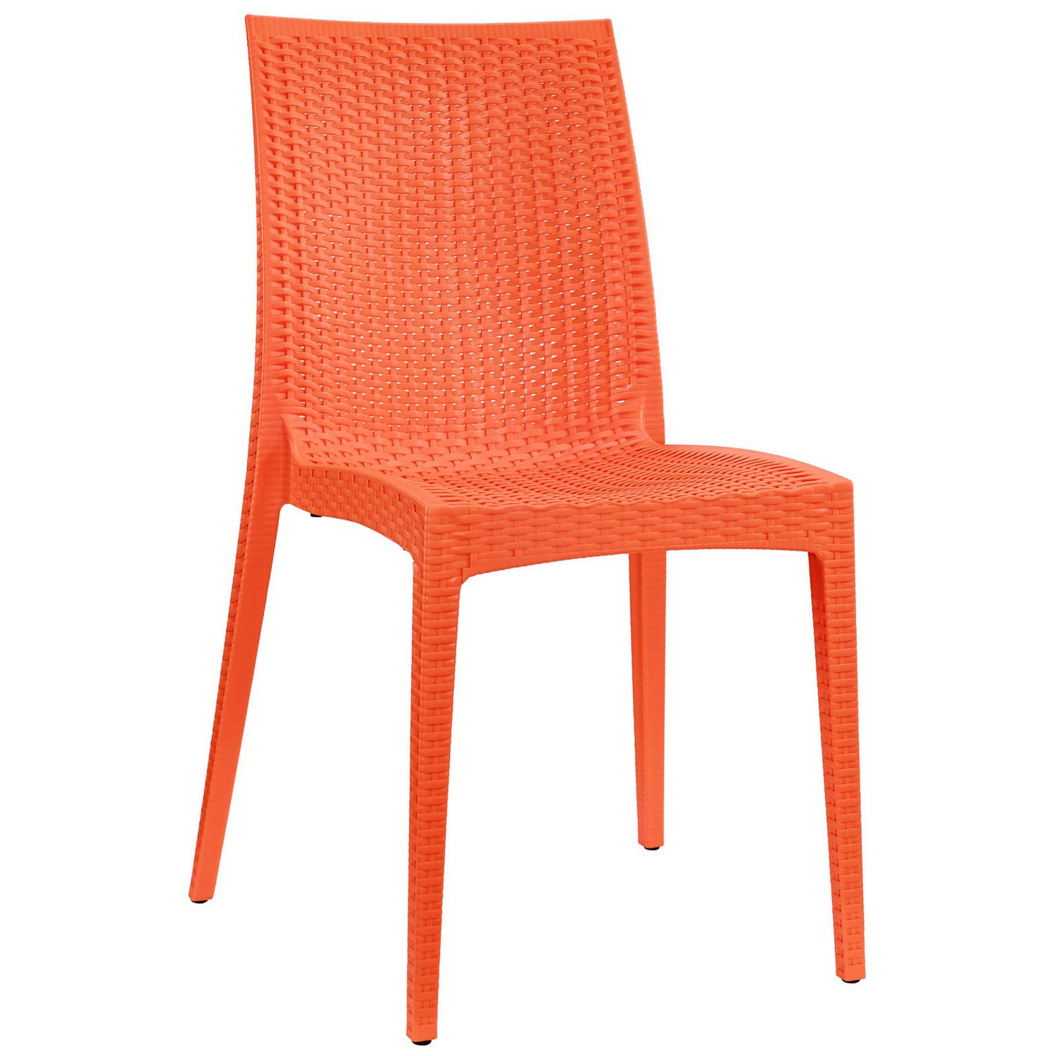 Modway Intrepid Dining Side Chair - Orange