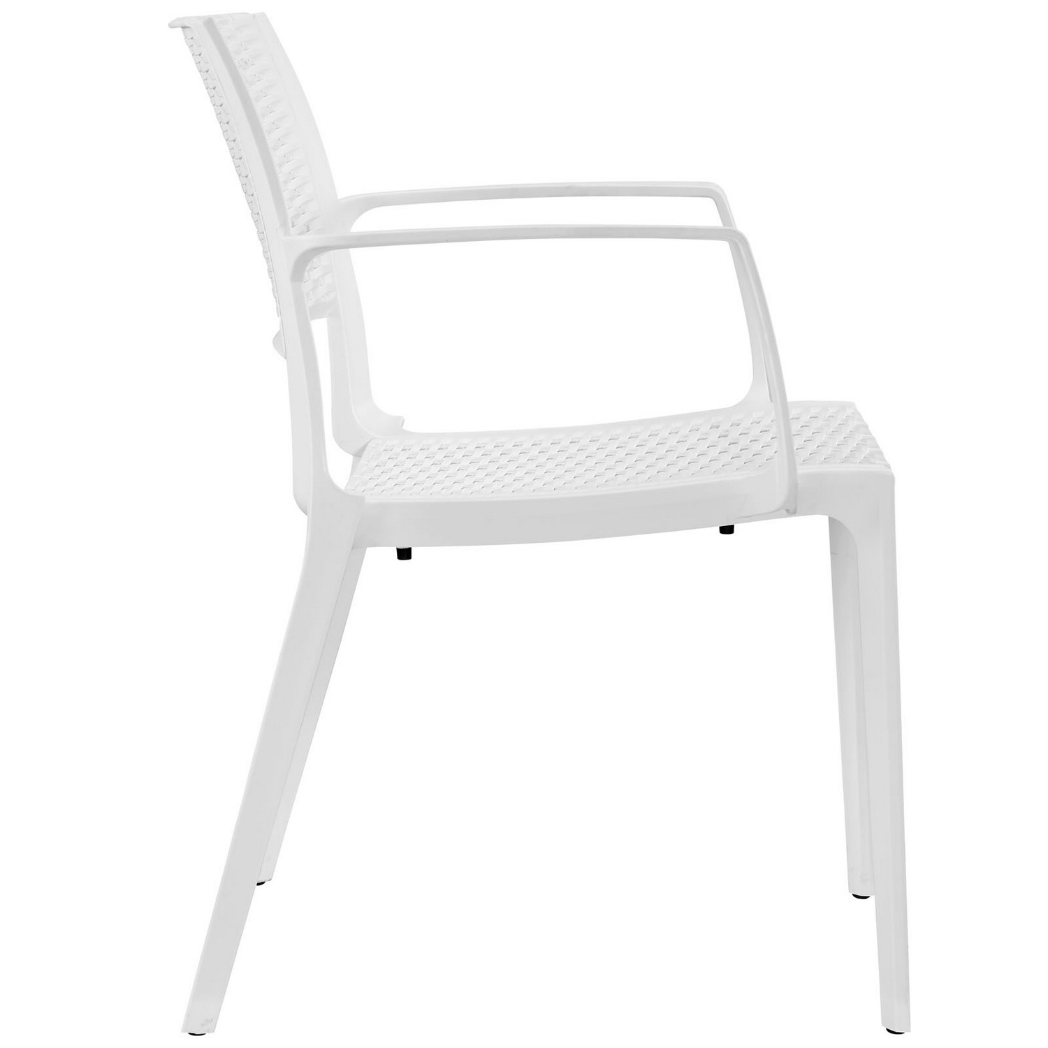 Modway Astute Dining Armchair - White