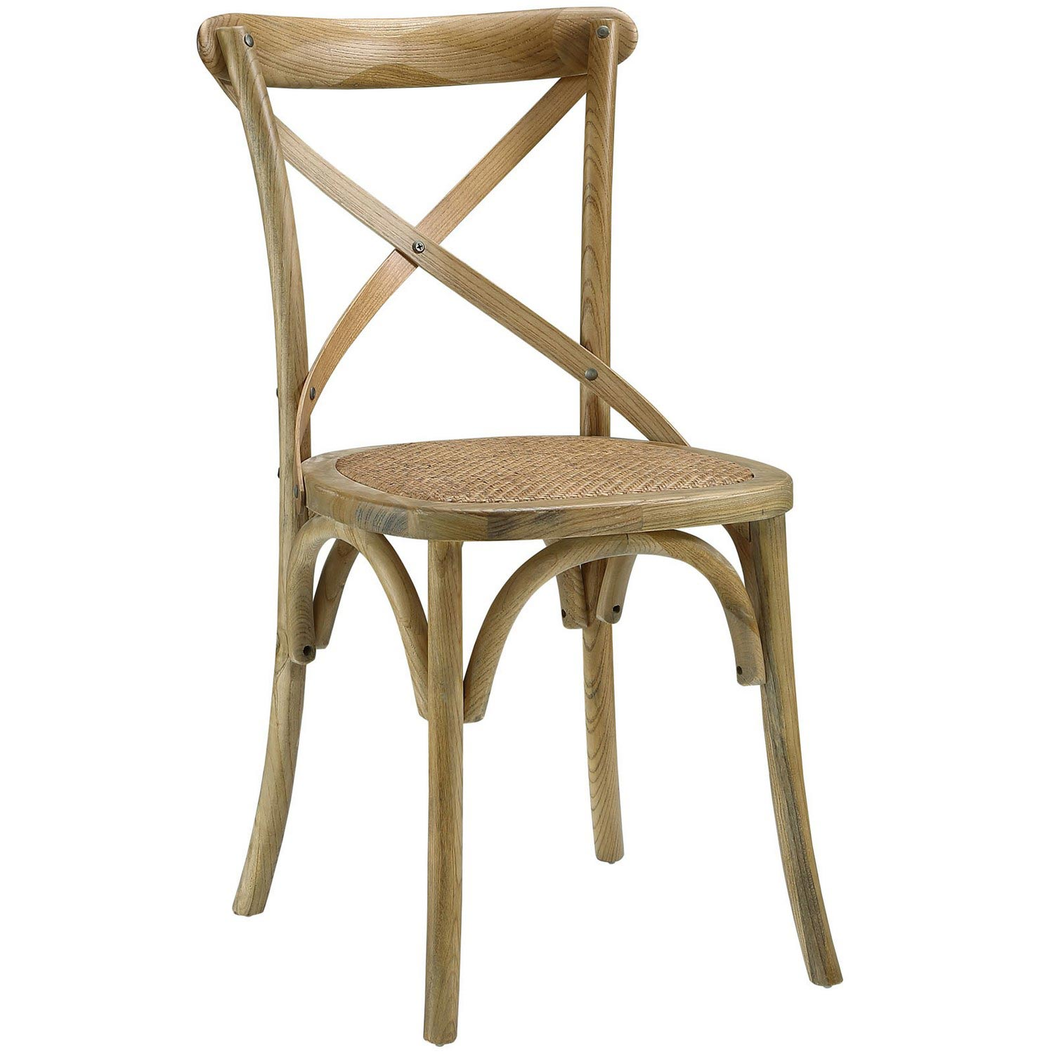 Modway Gear Dining Side Chair - Natural
