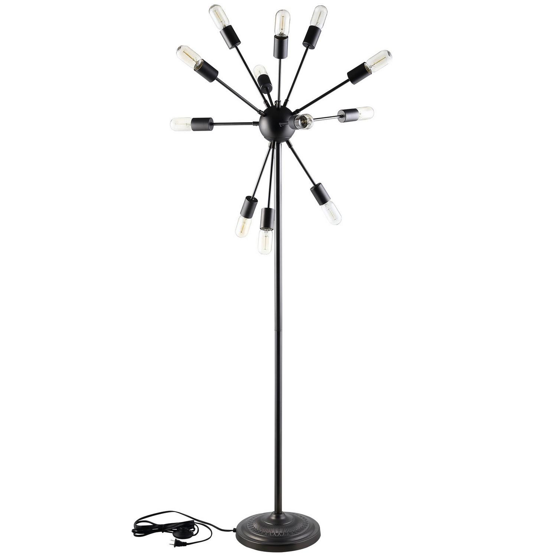 Modway Spectrum Floor Lamp - Black