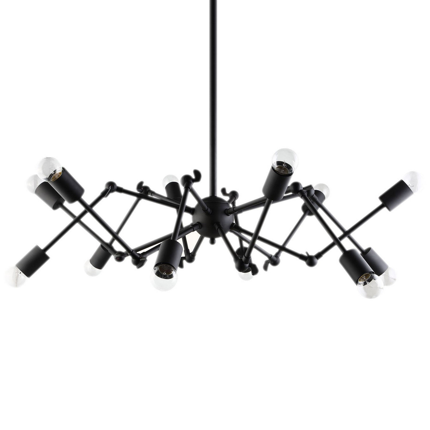 Modway Tagmata Ceiling Fixture - Black