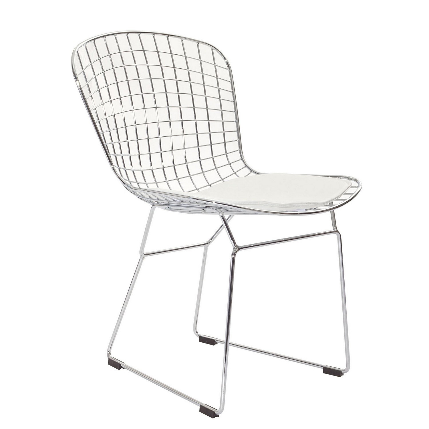 Modway CAD Dining Side Chair - White
