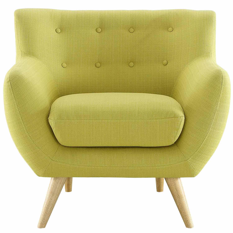 Modway Remark Armchair - Wheatgrass