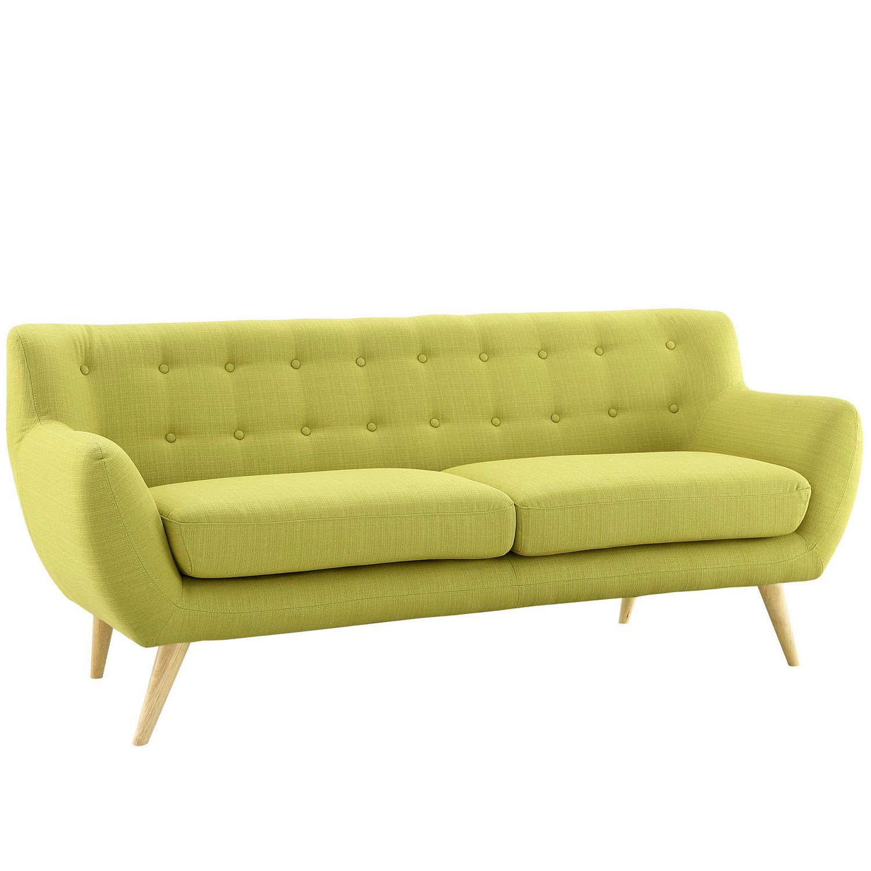 Modway Remark Sofa - Wheatgrass